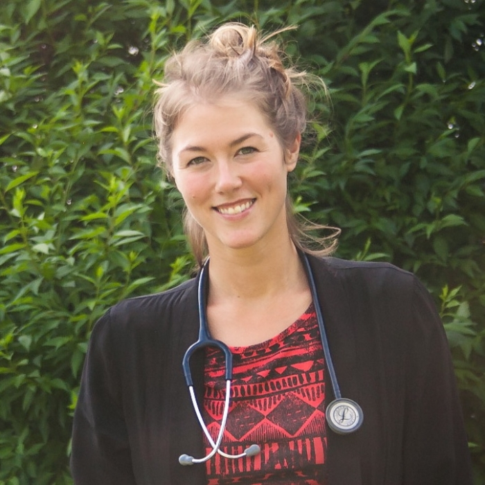 Dr. Adrienne Wood, ND