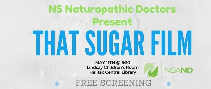 Movie Night: That Sugar Film | Halifax | May 11
