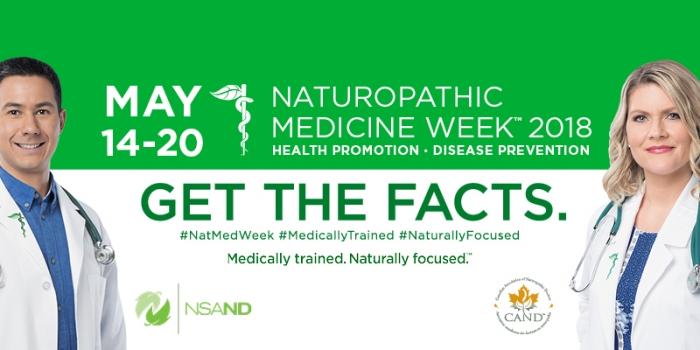 Naturopathic Medicine Week 2018