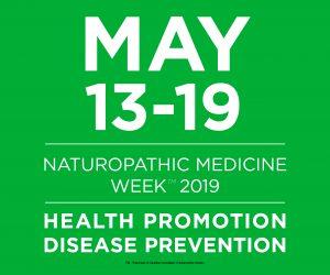 Naturopathic Medicine Week 2019